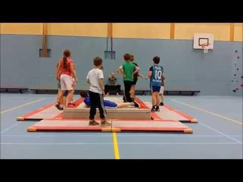 Workshop Tai Chi voor kinderen - YouTube