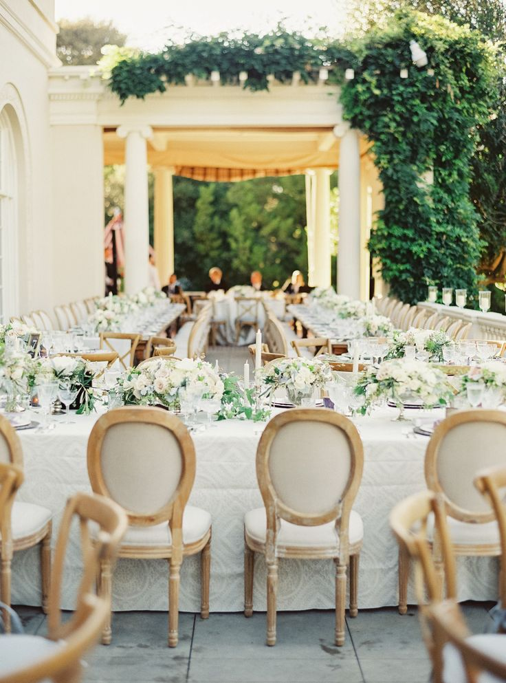 Villa Montalvo wedding - Event planning and design by Downey Street Events. Photo by Michelle Beckwith.