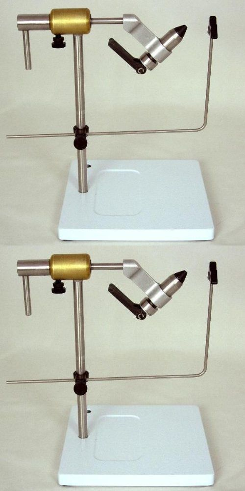 Other Fly Tying Materials 23816: Rotary Fly Tying Vise Peak Fishing Vise With Pedestal Base, New -> BUY IT NOW ONLY: $172.97 on eBay!