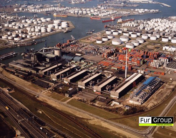AluChemie, Botlek, Rotterdam, The Netherlands