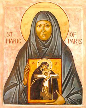 Pages Sainte Marie de Paris (Mère Marie Skobstov)