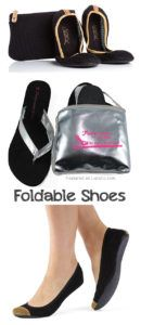 """#8. Foldable Flats and Flip Flops 
