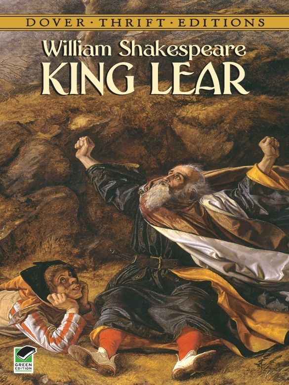 an examination of the king lear tragedy by william shakespeare An examination of the theme of suffering in william shakespeare's king lear and julius caesar layla farouq abdeen head of the department of english language and literature  keywords-----king lear, julius caesar, tragedy,.
