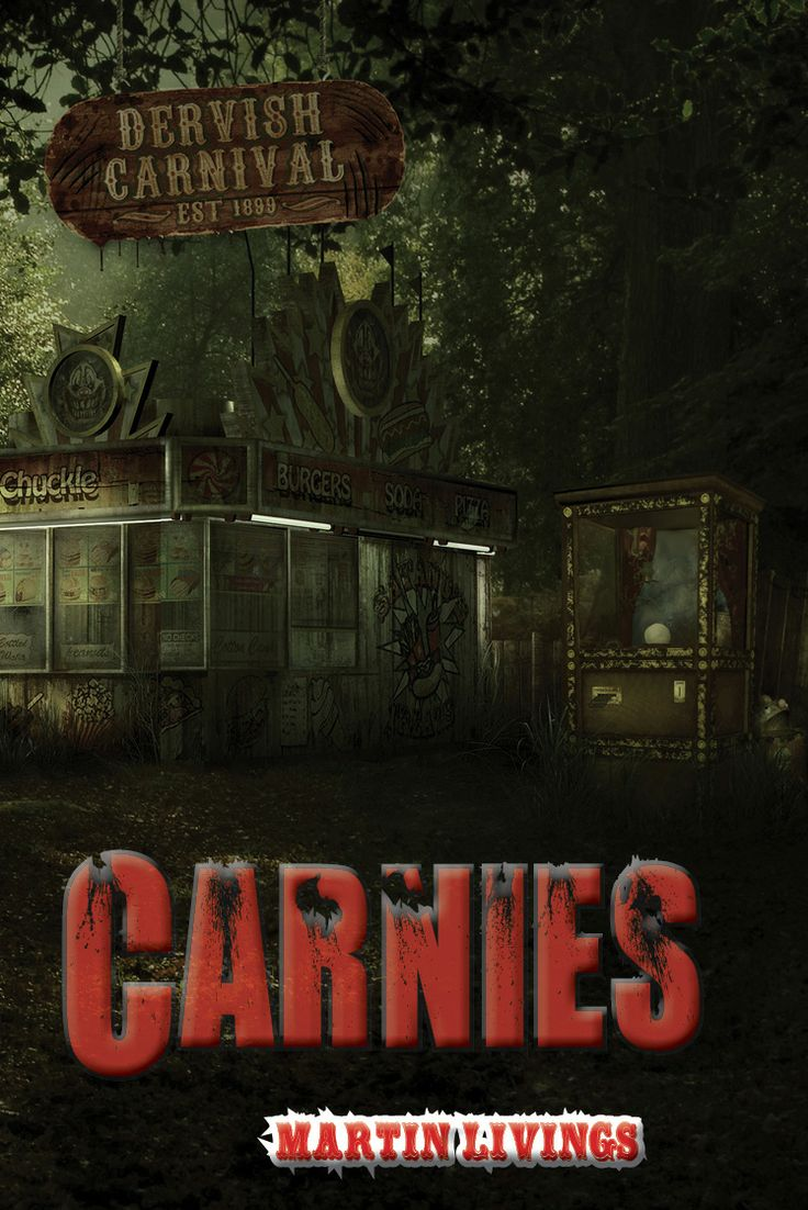 Carnies by Martin Livings Coming soon.