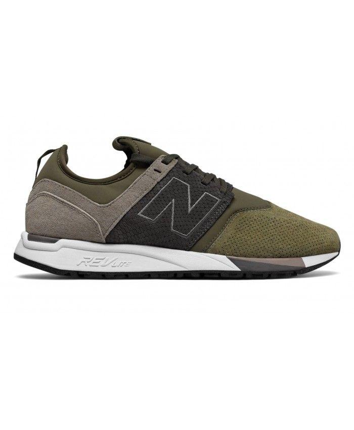 new balance 247 hommes beige