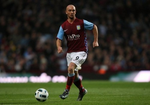Stephen Ireland Aston Villa