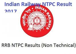 Indian Railway NTPC Result 2016, RRB NTPC answer key Check Online @ www.indianrail.gov.in, RRB NTPC Results 2016, RRB NTPC Answer key 2017