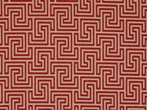 Gauzy Red Fabric