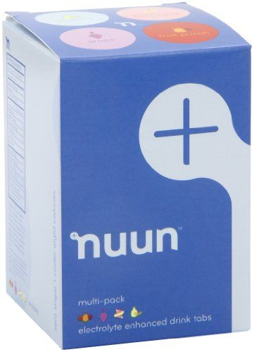 Nuun Active Hydration- Electrolyte Enhanced Drink Tabs Mixed Flavor, 4 Count | Multicityhealth.com  List Price: $26.00 Discount: $8.01 Sale Price: $17.99