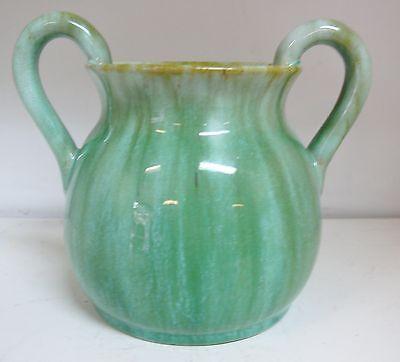 12.5cm Campbell Twin Handled Signed Vase Australian Pottery | eBay