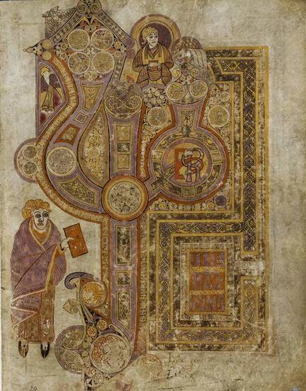 Archaeoethnologica: O Livro de Kells On-Line