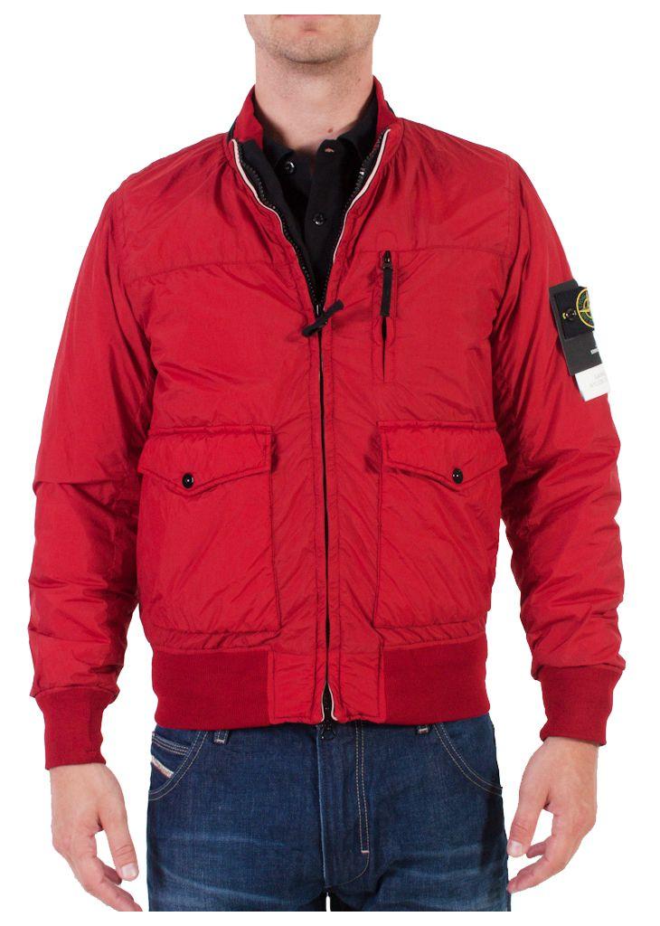 Stone Island - Abbigliamento - Giubbotti - Uomo - 42354V0010 - FASHIONQUEEN.NET    #Stone Island #Jacket #Fashionqueen