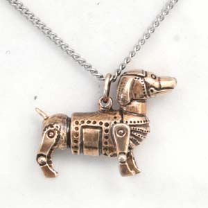 Author Gail Carriger: Official News ~ Merch! Bumbersnoot Necklace Now Available