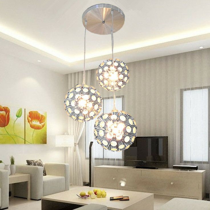 3 lights aluminum wire hollow ball pendant lamp free for 3 light dining room light