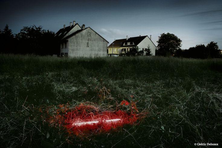 Cédric Delsaux | Work - Dark Lens