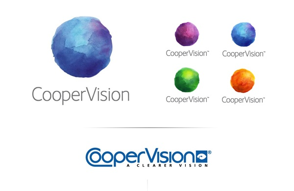 .: Lens Manufactured, Coopervis Rebrand, Lens Products, Coopervi Rebrand, Vision Logos, Logos Redesign, Manufactured Coopervi, New Products, Contact Lens