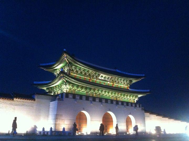 광화문 (Gwanghwamun) in 서울특별시