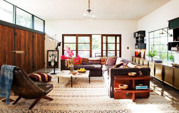 How To Do U0027California Coolu0027 Interiors | Design Seeker