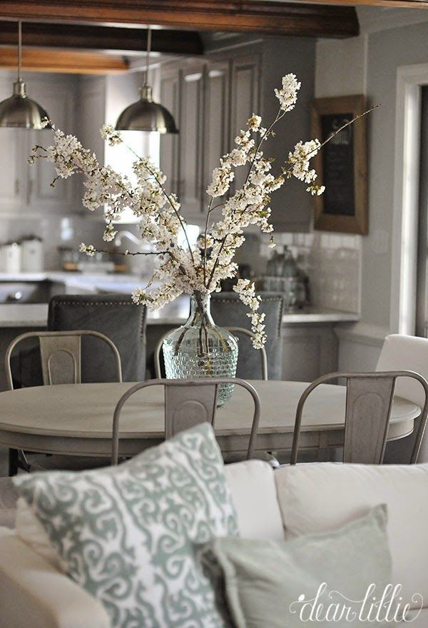 French Bistro Chairs In Our Kitchen By Dear Lillie Decor Home Decor French Bistro Chairs
