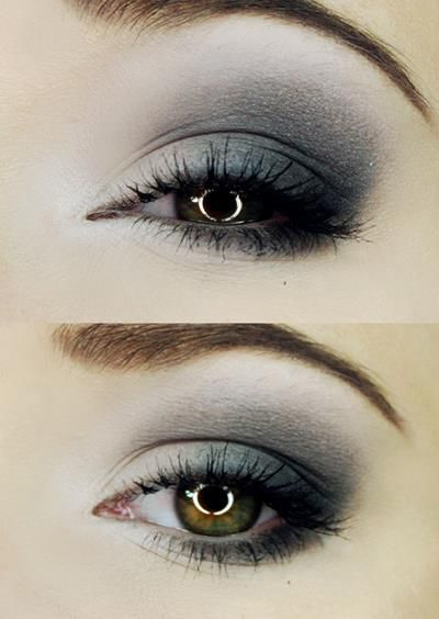 how to make your eyes go from brown to hazel