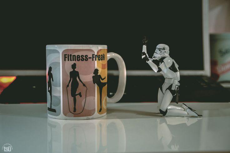 #coffee #illstarwars #stormtrooper #LifeOfFigures #starwars  @Rebeccabe @TimeForCoffee