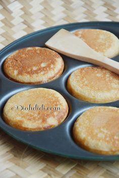 Diah Didi's Kitchen: Pancake Jawa....a.k.a Kue Apem ..^^