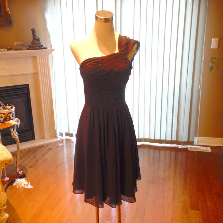 Brown bridesmaid dress, Mocha bridesmaid dress, Chocolate bridesmaid dress by HolliexKate on Etsy https://www.etsy.com/listing/244488266/brown-bridesmaid-dress-mocha-bridesmaid