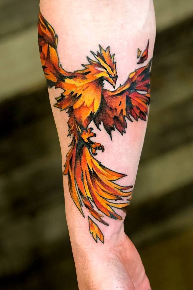 33 Amazing Phoenix Tattoo Ideas With Greater Importance Meaning Amazing Size Amazi In 2020 Phoenix Tattoo Phoenix Bird Tattoos Phoenix Tattoo Design