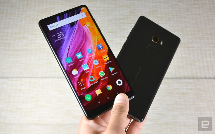 Learn about Xiaomi's Mi MIX 2 comes with a stunning ceramic unibody http://ift.tt/2eQ5OtX on www.Service.fit - Specialised Service Consultants.
