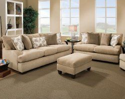 Lause Khaki Sofa And Love Seat Set 1000 00 Sun Rooms S Lamps Sectionals Etc Pinterest Living Room