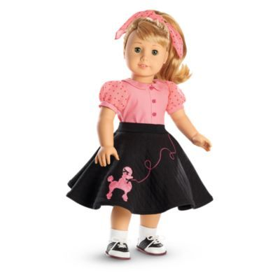 Maryellen's Poodle Skirt Outfit | maryellenworld | American Girl