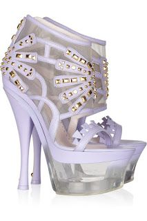 Half the Fun: Ugly Clothes For Rich People XI Versace shoes, $2225