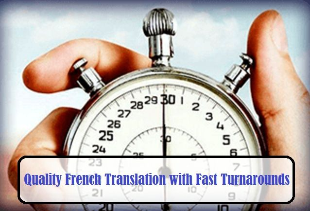 Quality #FrenchTranslation with Fast Turnarounds – #businesstips #advertise