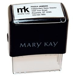 Logo Self-Inking Stamp - MARY KAY CONNECTIONS