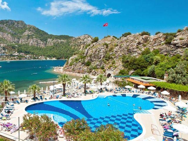 Traveliada.pl - wakacje w hotelu Turunc - Turcja, Marmaris