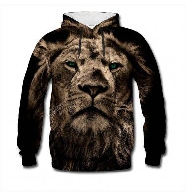 This is a perfect garment for the royalty. Nobody will question your reign with the help of the mighty lion. Long live the king! www.bittersweetclth.com