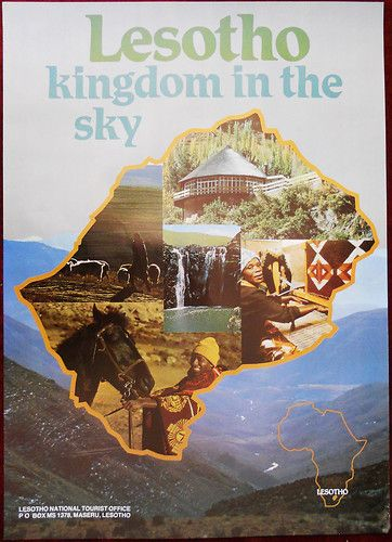 Lesotho Kingdom in the Sky - BelAfrique your personal travel planner - www.BelAfrique.com