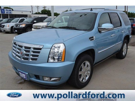 2011 Cadillac Escalade Premium AWD at Pollard Friendly Ford in Lubbock Texas & 8 best Pre-Owned Cadillac images on Pinterest | Ford Texas and ... markmcfarlin.com