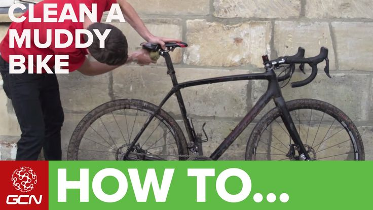 thorough wash for muddy bikes. Follow GCN on YouTube: http://gcn.eu/SubscribeToGCN It's the last thing you wa...