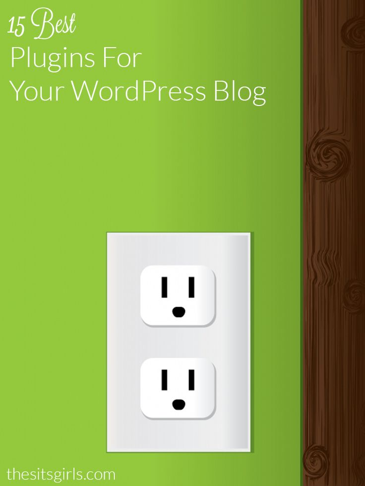 Plugins can be a great asset to your wordpress blog. These are our 15 favorite wordpress plugins.