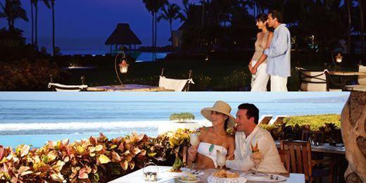 Гуляйте по пляжу, устраивайте себе романтические ужины на закате в ресторанах высокой кухни, любуйтесь на океан, посещайте массаж для двоих и отдыхайте в роскошных сьютах с видом на океан, пробуждающих любовь и нежность.