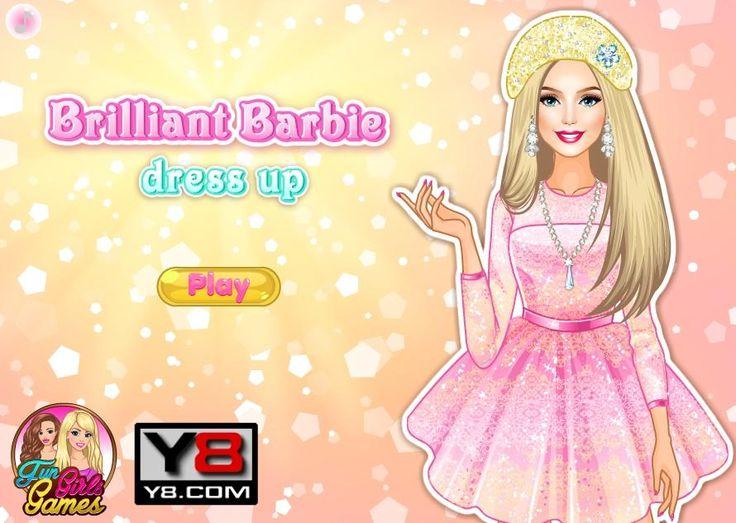 Ubierz najpopularniejszą lalkę na świecie w piękne ciuszki i drogą biżuterię. http://www.ubieranki.eu/ubieranki/9722/piekna-barbie.html