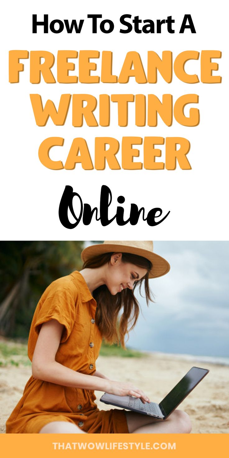 Make Money Writing From Home in 2020 Online jobs for