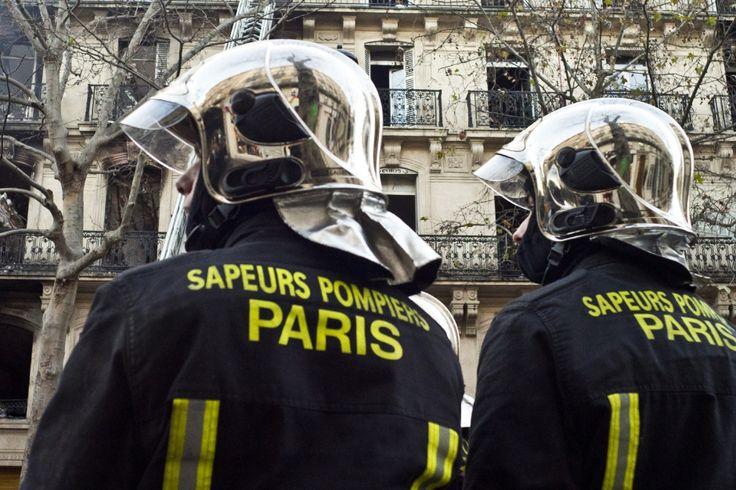 Une sapeur-pompier de Paris meurt dans un incendie