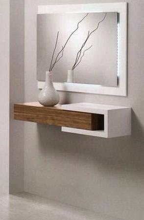 Otra pieza muy elegante y original para utilizar en cualquier parte de la casa.