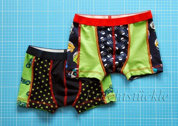 Unterhosen für Boys