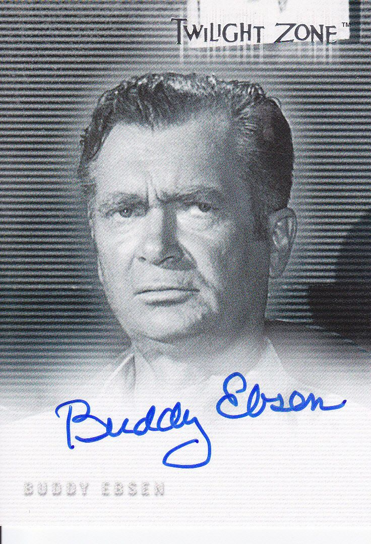 buddy ebsen essay This is the second of a five-part series, adapted from an essay in life's  but  when buddy ebsen, who was to play the tin man, developed an.