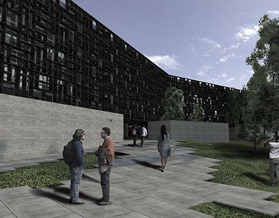 "Check out new work on my @Behance portfolio: ""Biblioteca FES ZA UNAM"" http://be.net/gallery/55174233/Biblioteca-FES-ZA-UNAM"