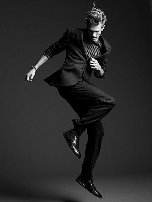 IKΔRO / Marcus Hedbrandh |Rogatis Lookbook Fall Winter 2011 / Follow Fashion Boy Two ;)