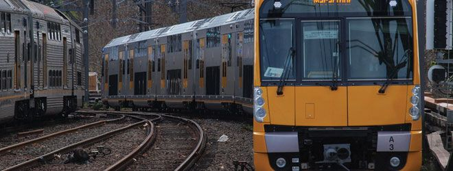 Catch a train from #Kogarah Railway station and be at Central Station in about 20 minutes. Don't you just love it! #travel #McGrathStGeorge Plan your trip quick & easy by clicking on the photo.